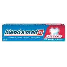 Зубная паста, 100 мл, BLEND-A-MED Бленд-а-Мед Анти-кариес Свежесть