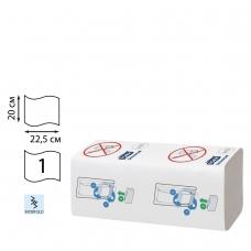 Полотенца бумажные 410 шт., TORK Система H5 PeakServe, Universal, КОМПЛЕКТ 12 шт., 22,5x20 см, W, 100585