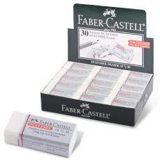 Резинка стирательная FABER-CASTELL DUST FREE, виниловая, 41х18,5х11,5 мм, FC187130