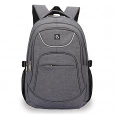 Рюкзак BRAUBERG для старших классов/студентов/молодежи, Осень, 30 литров, 46х34х18 см, 225518