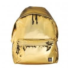 Рюкзак BRAUBERG молодежный, сити-формат, Винтаж, светло-золотой, 41х32х14 см, 227094