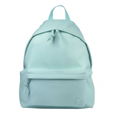 Рюкзак BRAUBERG молодежный, сити-формат, Селебрити, искуственная кожа, бирюзовый, 41х32х14 см, 227101