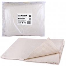 Тряпки для мытья пола 80х100 см, комплект 20 шт., 210 г/м2, ХПП, 100% хлопок, Стандарт ЛАЙМА, 600843