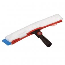 Щетка для мытья окон VILEDA Эволюшн + шубка из микрофибры, ширина 35 см черенок-ручка 602105, 100812