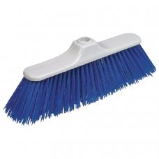 Щетка для уборки, ширина 30 см, щетина 8 см, пластик, крепление еврорезьба, VILEDA Экономик, 102583