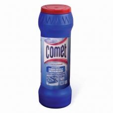 Чистящее средство 475 г, COMET Комет Океан, порошок, дезинфицирующий