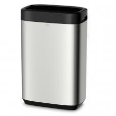 Контейнер для мусора, 50 л, TORK B1, Image Design, 61,4х39,5х25,3 см, металлический, без крышки, 460011