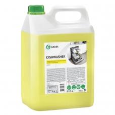 Средство для мытья посуды в посудомоечных машинах 6,4 кг GRASS DISHWASHER, щелочное, 125237