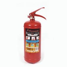 Огнетушитель порошковый ОП-2, АВСЕ твердые, жидкие, газообразные вещества, электрические установки закачной, ЗПУ Алюм, ЯРПОЖ, УТ-00001627