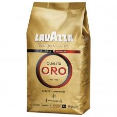 Кофе в зернах LAVAZZA Лавацца Qualita Oro, натуральный, 1000 г, вакуумная упаковка, 2056