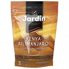Кофе растворимый JARDIN Kenya Kilimanjaro Кения Килиманджаро, сублимированный, 150 г, мягкая упаковка, 1018-14