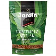 Кофе растворимый JARDIN Guatemala Atitlan Гватемала Атитлан, сублимированный, 150 г, мягкая упаковка, 1016-14