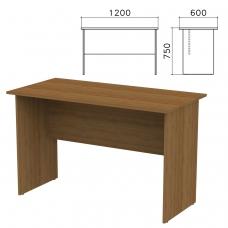 Стол письменный Канц, 1200х600х750 мм, цвет орех пирамидальный, СК22.9