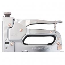 Степлер мебельный MATRIX MASTER, стальной, регулируемый, тип скобы: 53, 4-14 мм, 40902